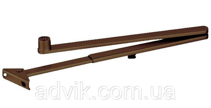 Рычажная тяга к доводчикам Geze TS 2000/4000 (коричневая)