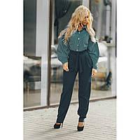 Женские  брюки с карманами