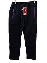 Брюки теплые Rowinger прямые зимние мужские спортивные штаны велюр