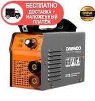 Сварочный аппарат DAEWOO DW 170 + бесплатная доставка без комиссии за наложенный платеж