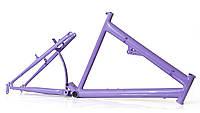 Порошковая покраска деталей велосипедов и мотоциклов