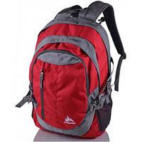 Рюкзак городской для ноутбука 25 литров Onepolar 1383 красный