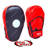 Лапы для бокса кожаные EverlastMA-0019