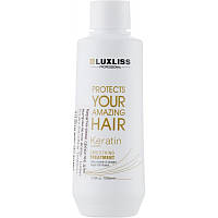 Кератиновое средство для выпрямления волос Luxliss Keratin Smoothing Treatment 100 мл