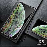 Защитное стекло с рамкой для Apple iPhone XS Max