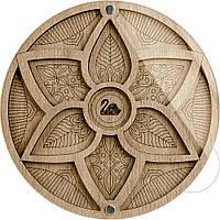 Органайзер для бісеру з кришкою FLZB-021. 14*14 см ,Волшебна страна