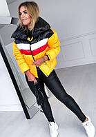 ВВ2480 Женская стильная куртка SUMMER VIBE
