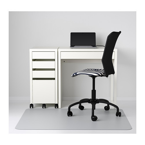 икеа микке письменный стол белый 1 788 грн компьютерные столы