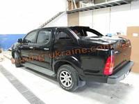 Крышка кузова Фулбокс на Тойота Хайлюкс 2007-2011 Крышка кузова FullBox на Toyota Hilux 2007-2011
