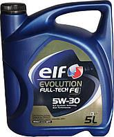 Моторне масло Elf Evolution Full-Tech FE 5W-30 5л