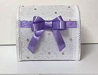 Свадебная коробка для денег и подарков