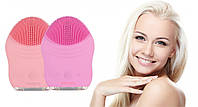 Щетка для чистки лица FINENESS FE-LV PRO (розовый) #E/S