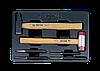 Набір інструменту комбінований 6ед (молотки, кернер, виколотки) в ложементі KING TONY 9-90106SR