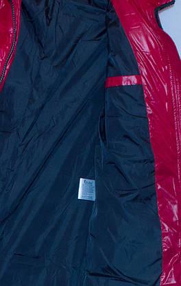 Куртка зимова жіноча довга  Visdeer 1962 XS, фото 3