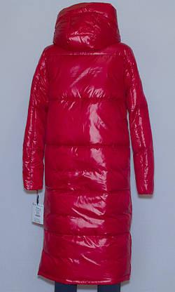 Куртка зимова жіноча довга  Visdeer 1962 XS, фото 2