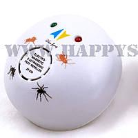 Универсальный ультразвуковой + электромагнитный отпугиватель 2 в 1 ZF-830 (тараканы, муравьи, пауки, комары)
