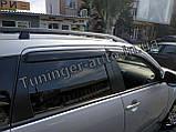 Ветровики, дефлекторы окон Mitsubishi Outlander XL 2007-2012 (Hic), фото 3