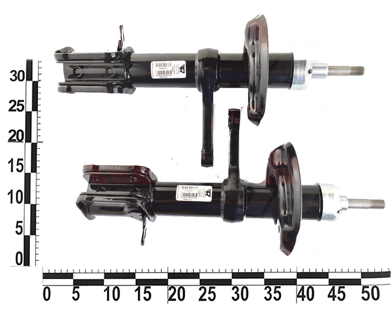 Стойки передней подвески Приора,Гранта масляная -50 мм комплект 2 шт