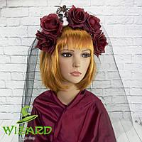 Украшение для Хэллоуина Ленор с фатой