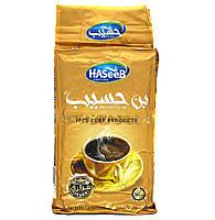 Заварной молотый кофе Haseeb (Хасиб) Сирия, 100% арабика, с кардамоном. 200грамм
