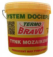 Тermo Bravo, Мозаичная штукатурка, 25 кг