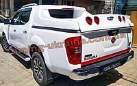 Крышка кузова ГранБокс на Ниссан Навара 2015-2019 Крышка кузова GRANBOX на NISSAN NAVARA 2015+