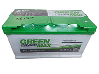 Аккумулятор 110 E(0) GREEN POWER Max (L5) 950