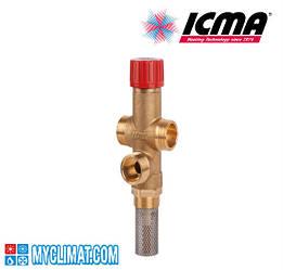 Клапан теплового сброса Icma