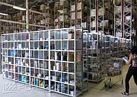 Комплексный проект оборудования книжного склада