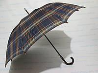 Зонт-трость на 10 спиц в клетку, фото 1