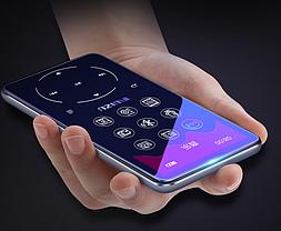 MP3 Плеер RuiZu X16 S 8Gb Bluetooth 4.1 Original 2,4 дюймовый дисплей (Черный), фото 3