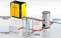 Системы рекуперации тепла для винтовых компрессоров