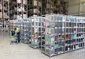 Комплексный проект оборудования книжного склада 4