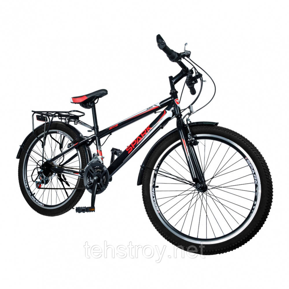 24 'Велосипед SPARK SAIL, рама - Сталь