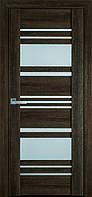 Двери коллекции Вива модель Ницца Декор Бук-табачный
