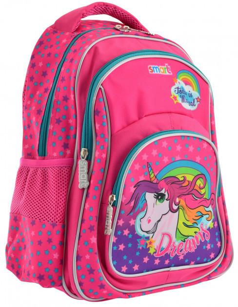 Рюкзак школьный Smart ZZ-01 Unicorn для девочек