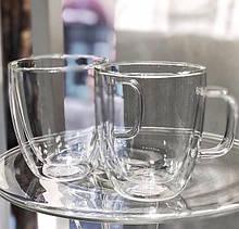 """Чашки TOPCHOICE """"Big Ben"""" з подвійними стінками"""