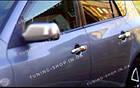 Накладки на ручки Mazda 3 2003-2008, фото 2