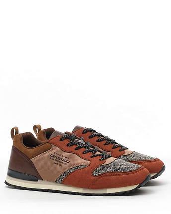 Оригинальные Кроссовки Devergo DE-HI4005NY Brown, фото 2