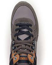 Оригинальные Ботинки Мужские DEVERGO DE-HI 4050 Brown, фото 3