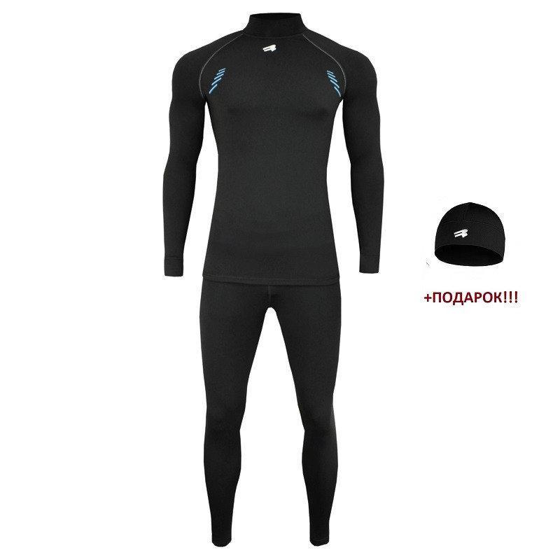 Комплект чоловічого спортивного термобілизни Radical Polska Edge