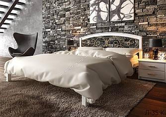 Кровать деревянная Л-35 К