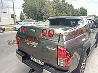 Крышка кузова ГранБокс на Тойота Хайлюкс 2015-2019 Крышка кузова GRANBOX на Toyota Hilux 2015-2019
