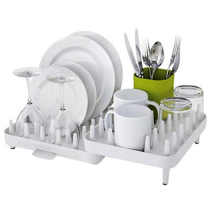 Сушилка для посуды Adjustable dish rack / Сушки для посуды, фото 2