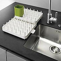Сушилка для посуды Adjustable dish rack / Сушки для посуды, фото 3