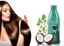 Кокосовое масло Nihar 100мл.