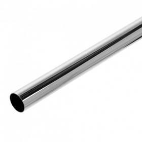 Трубка для воды медная хромированная в штанге ALBERTONI 130/2  D10 1.5м