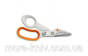 Ножницы Fiskars Amplify Original 15cm scissors RazorEdge 1016211 белые, фото 2