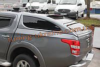 Кунг-кабина кузова пикапа СтарБокс на Фиат Фулбек с 2016 Кунг для пикапа Starbox на Fiat Fullback 2016-2019
