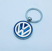 Брелок Volkswagen синий